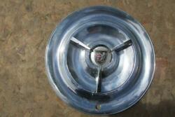 1956 Chrysler New Yorker 15 Spinner Wheel Cover Hubcap One 1
