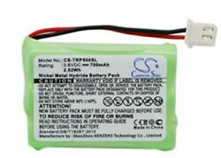 Replacement Battery For Tri-tronics 1038100-d 3.60v