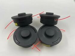 4 Pack Replacment Weed Eater Trimmer Head For Stihl Fs 44 55 56 70 80 Rep 4002