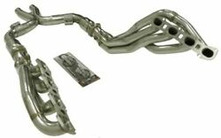 Obx Long Tube Header Exhaust Fits 2011 2012 2013 Mustang Shelby Gt500 5.4l 5.8l