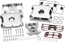 S And S Cycle Die Cast Rocker Covers 90-4095 84-99 Evo Flhx Fxdb