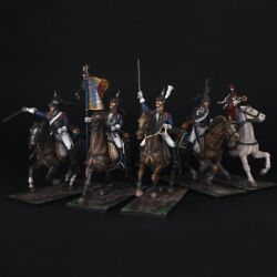 Tin Soldiers, 130, 5th Cuirassiers Regiment Of The Great Army 1811-14.sale