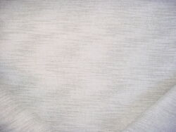 7-1/2y Marvic Textiles 5802 Perses Parchment Textured Chenille Upholstery Fabric