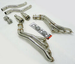 Obx-rs Catted Header For 05-08 Magnum 06-21 Charger Charger 300c Srt8