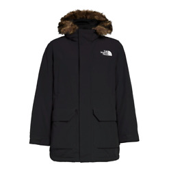 The Menand039s Mcmurdo Parka In Tnf Black Sz M-2xl New 2020