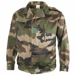 Authentic French Army Jacket F2 Jacket CCE Camo Armee Francaise Military $29.95
