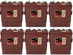 Replacement Battery For Trojan J305hg-ac-6-pack 36v
