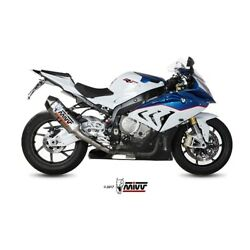 System Complete Mivv Bmw S 1000 Rr 15-16 Power Evo Speed Edge Tit. Cup Carb