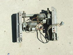 1958-60 Ford Thunderbird Power Seat Assembly, Track, Switch, Motor