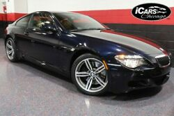 2009 BMW M6 Coupe 2-Owner 24986 Miles Navi HUD Comfort Access 2009 BMW M6 Coupe 2-Owner Only 24986 Miles Navi HUD Comfort Access Serviced WoW