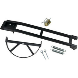 Moose Utility Division Push Tube Universal Hand Lift Snow Plow Blade Offroad Atv