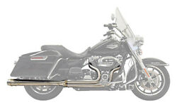 Bassani Road Rage Iii 2-into-1 System 50th Anniversary/stainless Long 1f50ss