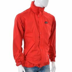 Halti DrymaxX Mens Waterproof Jacket Red outdoor Gear S Small Authentic