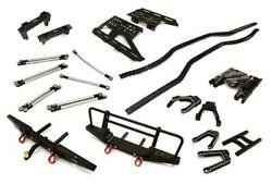 Integy C28772 Steel Ladder Frame Chassis Kit W/ Hop-up Parts Combo Scx10 Ii
