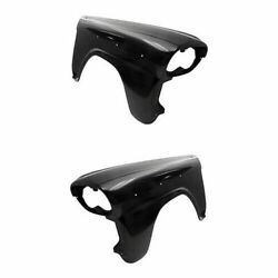 New Goodmark Set Of 2 Lh And Rh Side Front Fender Fits Chevrolet Truck