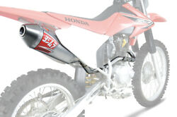 Yoshimura Rs-2 Offroad Exhaust System Ss/aluminum/ss Signature Series 2215503