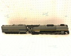MTH O SCALE 20-3078-1 Union Pacific FEF 4-8-4 Northern Steam Locomotive W/ PS 2
