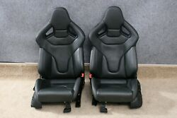 Audi RECARO Wingback Sport Seats - the Pair