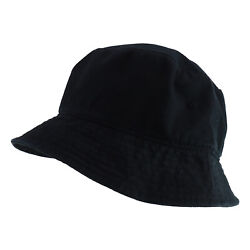 Oversized Big Size Men#x27;s Cotton Bucket Hat FREE SHIPPING $18.99