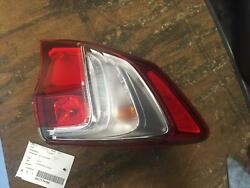 2018 2017 Acura Rdx Right Taillight Quarter Panel Mounted 16 17