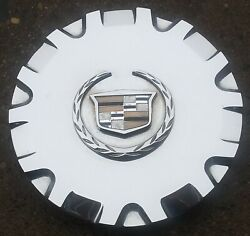 Cadillac Srx Chrome Center Cap Part Number 9594302, S310-19 02 One Bad Tab