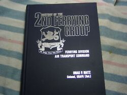 History Of The 2nd Ferrying Group Ferrying Division Air Transport Command 1993