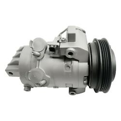 Ryc Remanufactured Ac Compressor Afg313 Fits Ford Mustang 3.7l 2015 2016 2017