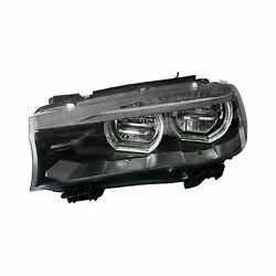 For Bmw X5 15-18 Replace Driver Side Replacement Headlight Lens And Housing