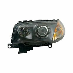For Bmw X3 04-06 Replace Driver Side Replacement Headlight Lens And Housing