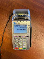 Ten Verifone Vx 520 Machines With Contacts And Power Blocks