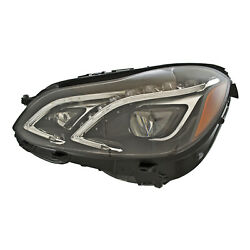 MB2502240 New Replacement Driver Side LED Headlamp Assembly