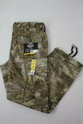 Mens Realtree Max 1 XT Cargo Pants Size Large 36 - 38 Camouflage Deer Hunting