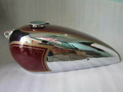 Bsa C10 C11 Painted And Chromed Gas Fuel Petrol Tank Best Quality