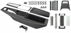 Restoparts Unassembled Automatic Console Kit 1969 Chevy Chevelle And El Camino