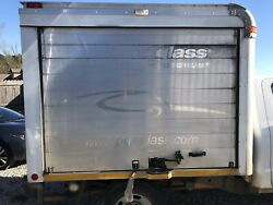 Windshield Delivery Cargo Transport Truck Bed Box Aluminum