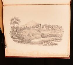 1866 A Series Of Views Taken On The Spot C Cotton F Manning 1st Ed Presentation