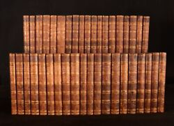 1848-1892 39vols Sussex Archaeological Collections Illustrated Fine Binding