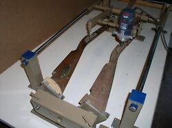 Stock Carving Duplicator, Carve Any Stock Or Forearm, Even Grips