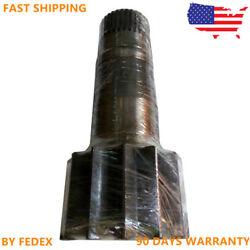 At201651 Shaft Prot,slewing Pinion Fits Deere 450lc 470lc ,swing Reduction