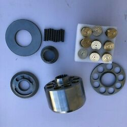 Pump Cyl Block ,valve Plate,set ,shoe,piston,guide,spring For Deere 450lc 470