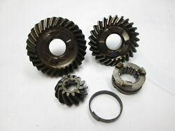 43-48577a2 Gear Set Fits Mercury Merc 3.9 And 4 Hp Outboard