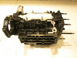 64933a75 Fits Mercury 650 35 Hp 3 Cyl. Outboard Complete Powerhead 1970's