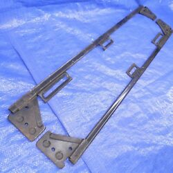Window Channel 1940-1942 Plymouth Roadking Standard Coupe Rh And Lh 850253 850254