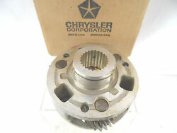 Nos Front Planet Carrier And Pinion 1968-69 Dodge Chrysler Plymouth Mopar 2801018