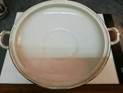 J And G Meakin Sol Serving / Covered Vegetable Bowl