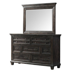 Chest Of Drawers Large Bedroom 7 Drawer Storage Decor Mirror Dresser Furniture