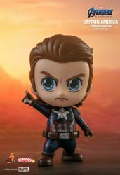 Hot Toys Avengers Endgame Captain America Cosbaby- Cosb555