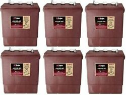 Replacement Battery For Trojan J305e-ac-6-pack 36v