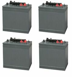 Replacement Battery For Wesley / Pack Mule Sc-775 Nxc 24 Volts 4 Pack 6v