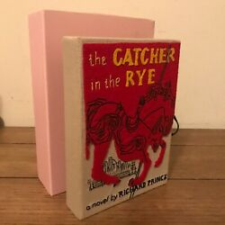 The Catcher In The Rye Womenand039s Clutch Olympia Le Tan 1 Of 16 Richard